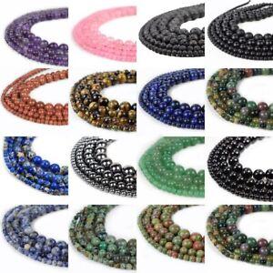 Wholesale Gemstone Unakite Round Loose Spacer Multi-couleur perles 4//6//8//10//12//14mm