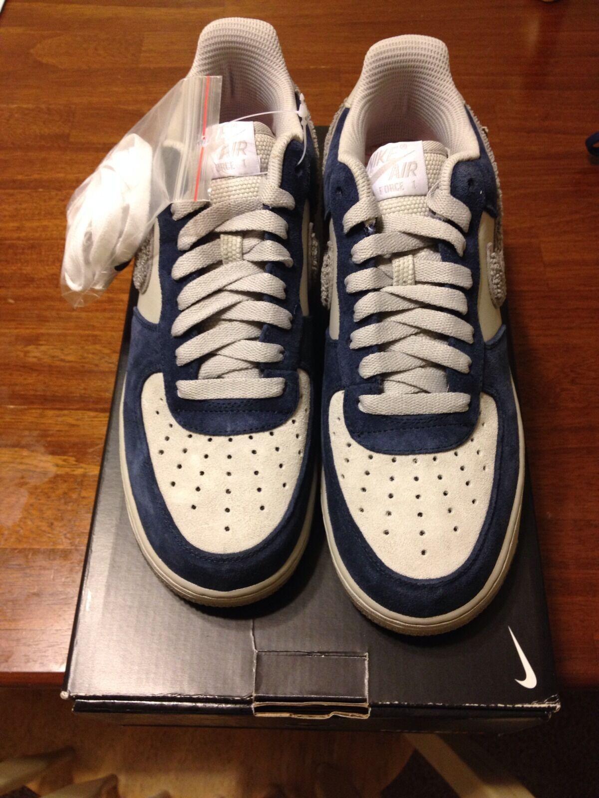 Nike Air Force 1 ID Sz 8