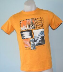 NEW 10 Quiksilver Boys Printed T Shirt 14 /& 16 YEARS GREY- SIZE
