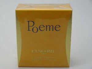 Details About Lancome Poeme 50ml Eau De Parfum Spray