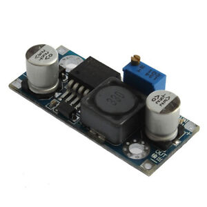 New-Adjustable-DC-DC-power-module-the-LM2596-buck-converter