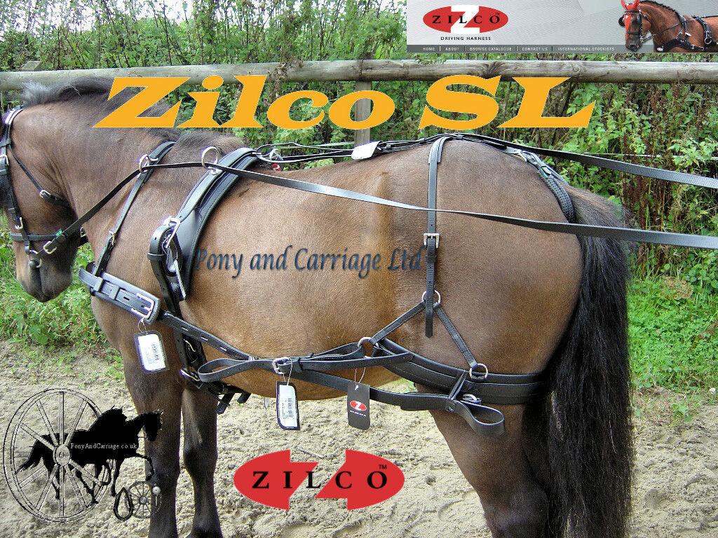 Zilco SL arreos Tamaño Pequeño Pony Shetland fuerte calidad Zilco SL