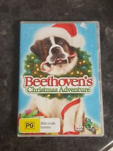 Beethoven-039-s-Christmas-Adventure-very-good-condition-free-postage