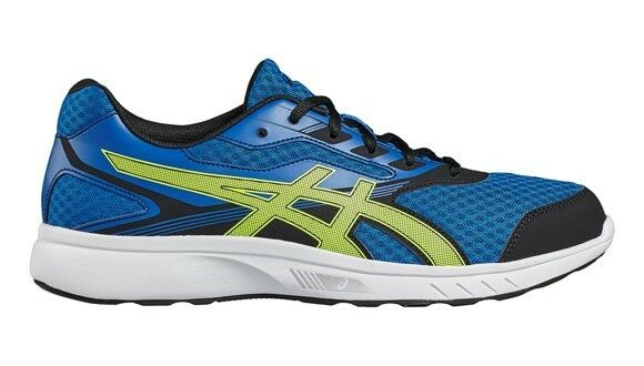 Asics Mens Stormer Gym Running Jogging shoes trainers