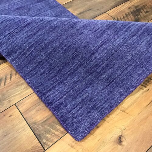 Orientteppich Handgewebt Gabbeh Teppich 100/% Wolle Handloom Brücke Fussmatten