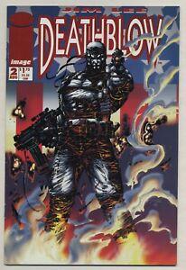 Deathblow-2-Cybernary-2-Aug-1993-Image-Flip-Cover-Jim-Lee-Gerber-Choi
