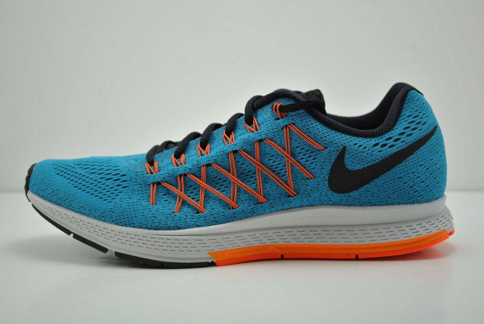 654473891f00 Mens Nike Air Zoom Pegasus 32 Running Shoes Size 11 Blue Black White 749340  400 lovely