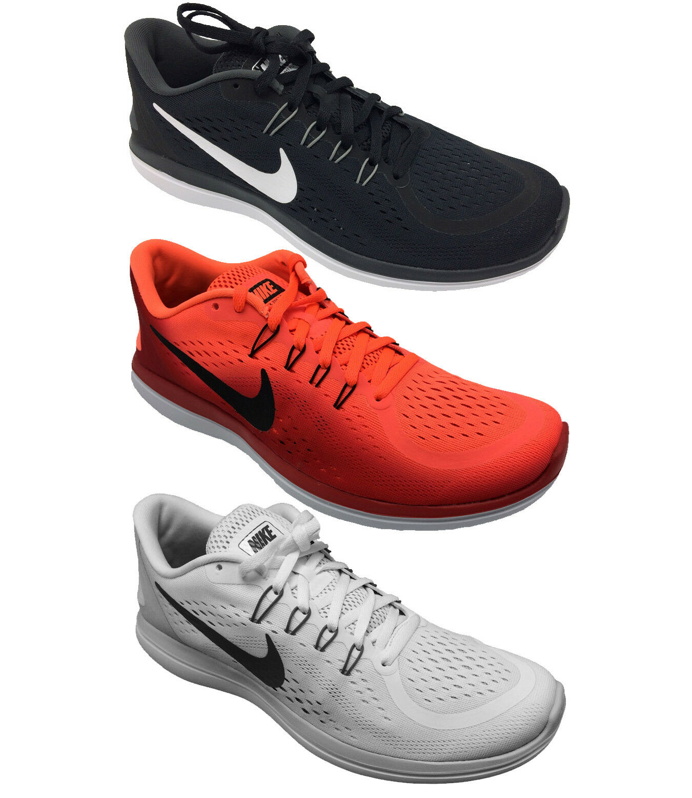 adbf68c2d0c Nike Flex 2017 RN Men s Men s Men s sneakers - 3 colors to choose 898457  2cab0c
