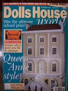 DOLLS HOUSE WORLD MAGAZINE  ISSUE 096 - Liskeard, Cornwall, United Kingdom - DOLLS HOUSE WORLD MAGAZINE  ISSUE 096 - Liskeard, Cornwall, United Kingdom