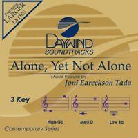 Joni Eareckson Tada - Alone Yet Not Alone - Accompaniment Cd