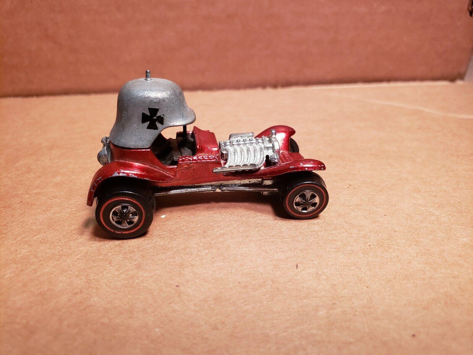 diseños exclusivos Vintage 1969 1969 1969 Mattel rojoline Hot Wheels rojo Baron  Precio al por mayor y calidad confiable.