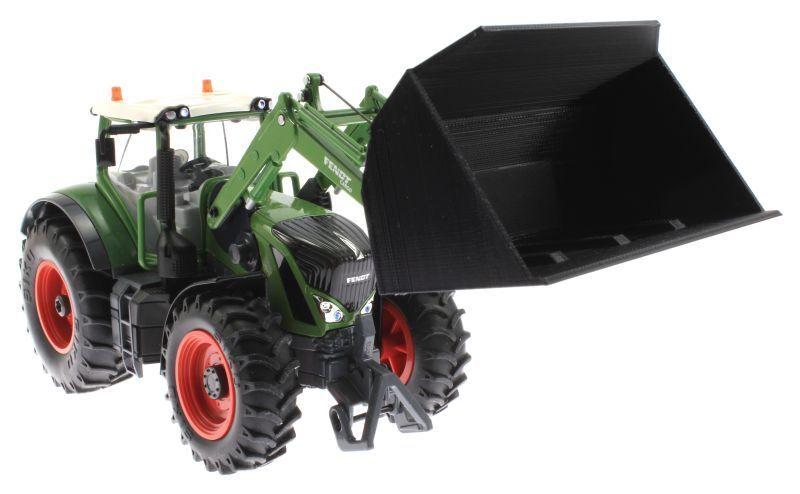 Mammut Schaufel für Siku Control 32 Traktorn mit Frontlader 6777 6778 6792 6793