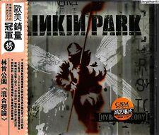Linkin Park Hybrid Theory Special Edition China 2CD w/OBI Sealed