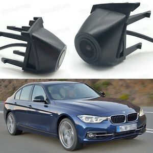 Car Front View Camera Grill Embedded Ccd 170 Degree For Bmw 3
