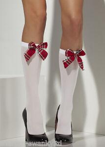 Sexy girls in high socks
