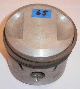 1950-039-s-BSA-B34-500-piston-amp-rings-85mm-020-034-UK-Hepolite-brand-12783-65