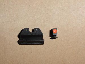 Preowned-Trijicon-GL101O-HD-Glock-Night-Sight-Orange-Front-Outline