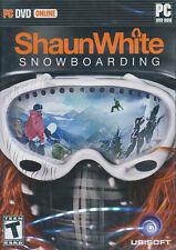 SHAUN WHITE SNOWBOARDING Shawn Snow Boarding - US Version - PC Game BRAND NEW!
