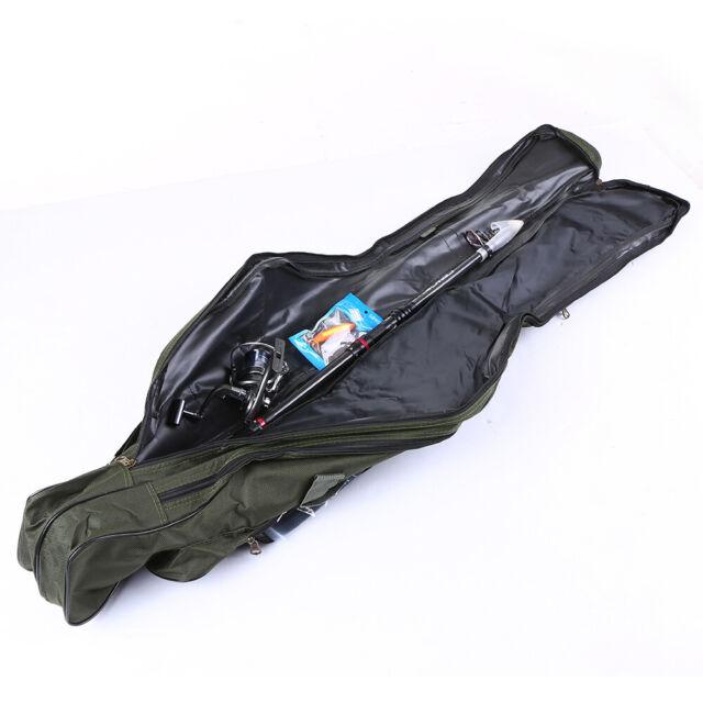 FDDL Tragbare Rutentasche Rutenfutteral Angeltasche Angelzubehör 120-150cm M7X7
