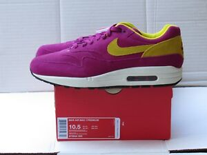 Details about New Nike Air Max 1 Premium 30th Anniversary Running Shoes (875844 500) Size 10.5
