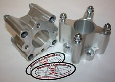 "Yamaha Rear Wheel Spacers 3"" Thick, 4/115mm: 700R 660R YFZ450 Warrior Banshee"