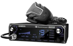 Uniden Bearcat 980 SSB Single Sideband 80 Channel CB Radio BC980SSB
