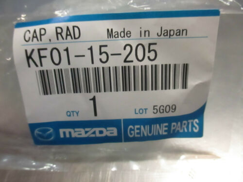 MX-3 MX-6 /& 626  New OEM radiator cap KF01-15-205 Mazda RX-7 1986-1995