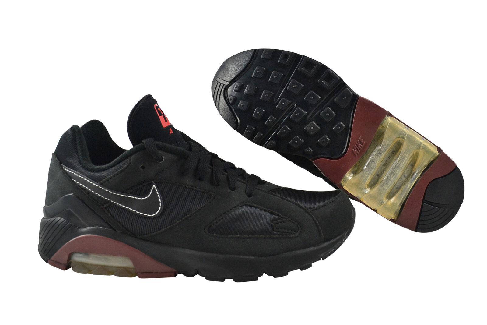 Nike AIR 180 schwarz Turnschuhe Pimento Pack schwarz 310155 001