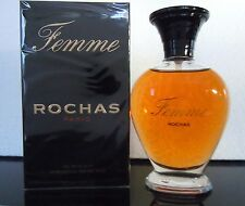 Rochas Femme 100ml Eau de Toilette Spray NEU Folie