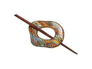 Buttons-etc-Paradise-Exotic-Shawl-Pin-32502-Copper-Shell