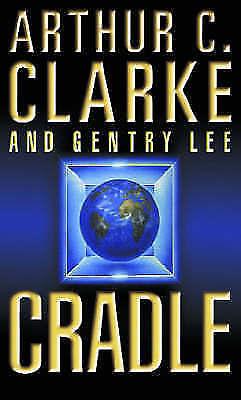 1 of 1 - Cradle, Arthur C. Clarke, Gentry Lee | Hardcover Book | Acceptable | 97818572307