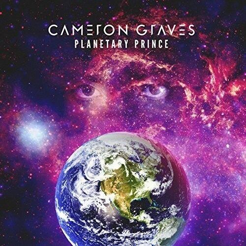 Cameron Graves - Planetary Prince [New CD] Digipack Packaging