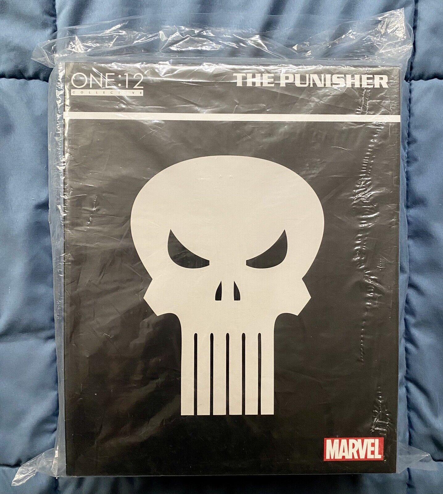 Mezco One 12 Punisher Authentic OG Release on eBay thumbnail