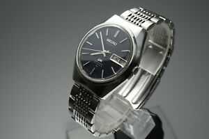 Vintage-1971-JAPAN-SEIKO-LORD-MATIC-SPECIAL-WEEKDATER-5206-6050-23J-Automatic