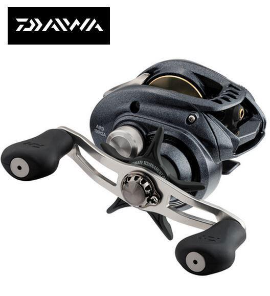 Nuevo Daiwa Aird Baitcaster Cocherete De Pesca Lhw Modelo No. air100hla
