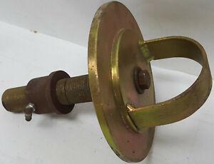 AFCO-Oval-Track-Racing-5-034-coil-spring-weight-jack-6-034-shaft-adjust-weld-collar