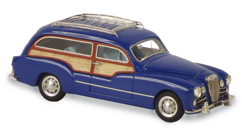 ABC 303 LANCIA AURELIA B51 3-44 2 PORTE 1951 CARR.VIOTTI WOODY