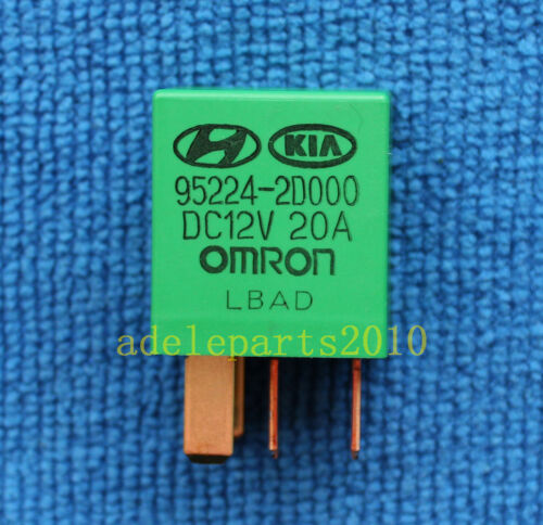 5pcs 95224-2D000-DC12V 20A Omron Automotive Relay
