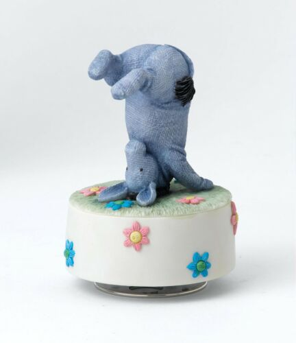Eeyore Musical Ornament NEW in gift Box Disney Classic Pooh A27409