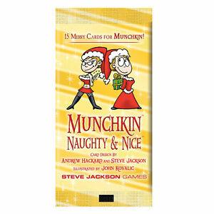 Munchkin-Naughty-amp-Nice-Munchkin-Booster-Expansion-New