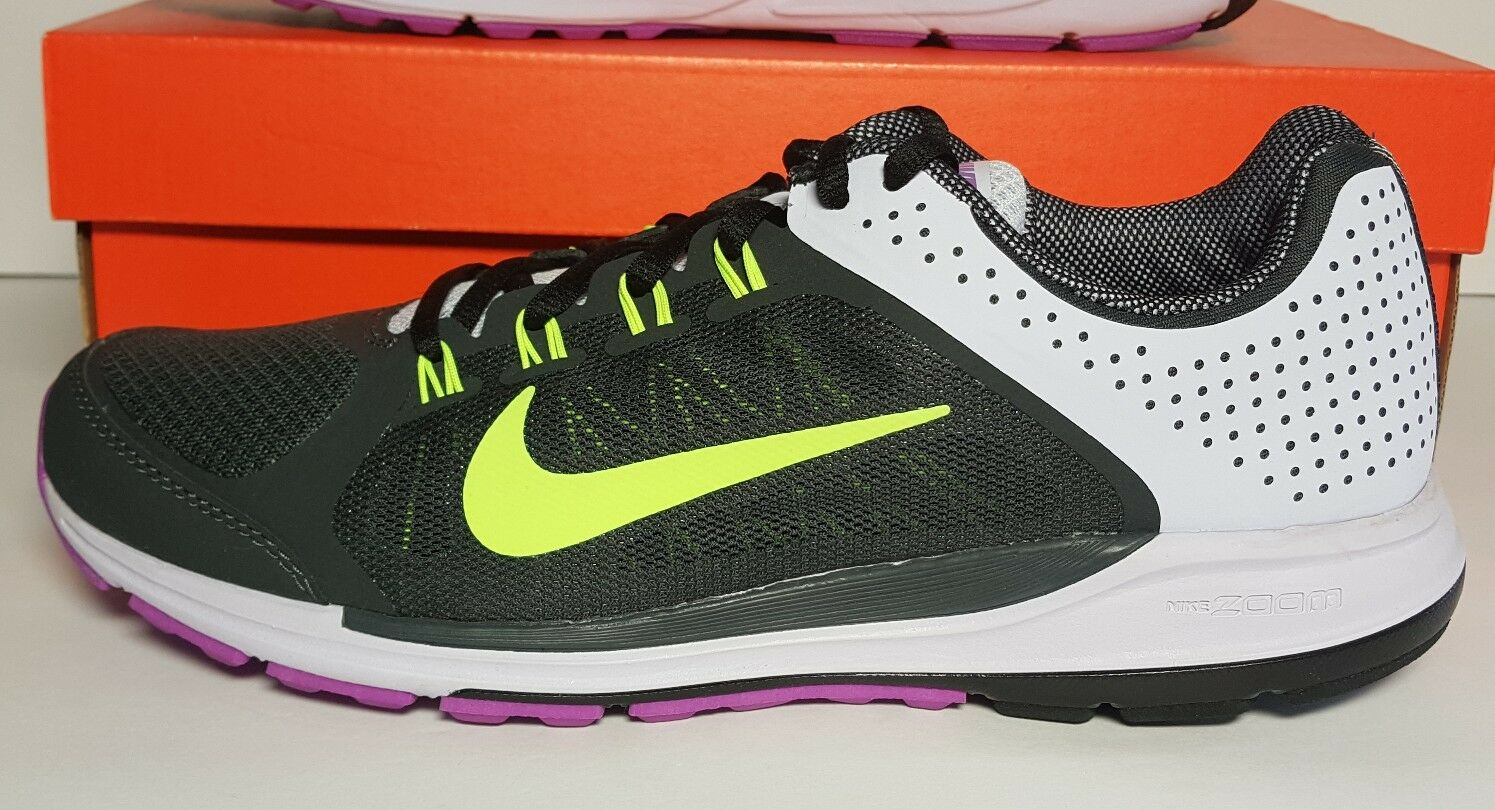 NIKE ZOOM ELITE+6 WOMEN'S SIZE 10.5 NEW IN BOX 554728 554728 554728 035 NIKE PLUS COMPATIBLE d45f4d