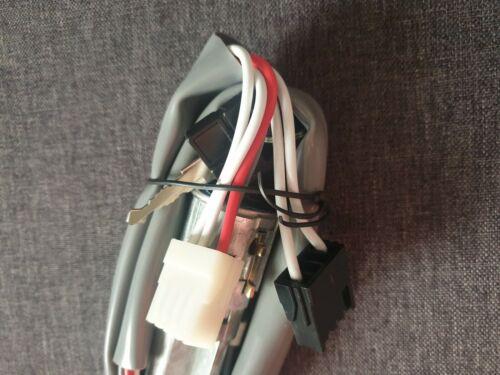 PEUGEOT 205 PEUGEOT 309 NOUVEAU Verrou D/'ALLUMAGE barillet cylindre Starter Interrupteur 2 Touches