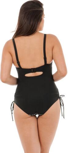 Curvy Kate CS4457 Euphoria Swimsuit Swimming Costumes in Monochrome