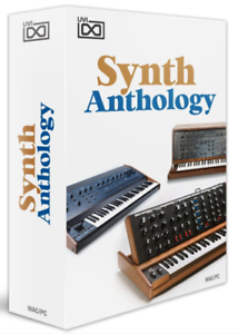 Details about UVI Synth Anthology I (Ilok License Transfer, No Fee)