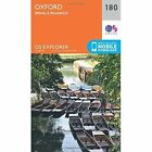 Oxford, Witney and Woodstock by Ordnance Survey (Sheet map, folded, 2015)