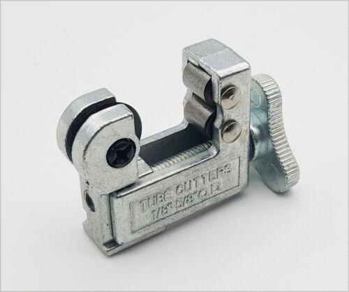 Petit Coupe-tube pour la découpe de plomberie en cuivre aluminium plastique PVC 3-15 MM