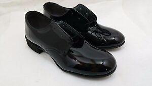Capps Military Uniform Dress Shoes Oxfords Shiny Black Women's, 5.5 E . NWT  | eBay