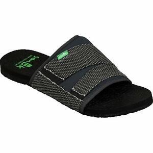 Sanuk-Men-039-s-Beer-Cozy-2-Slide-Sandal-Choose-SZ-color