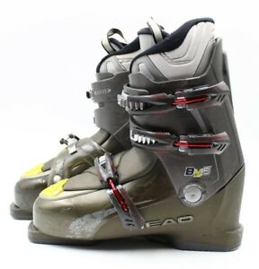 Used Ski Boots >> Details About Head Bys Ski Boots Size 9 5 Mondo 27 5 Used