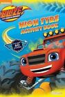 Blaze High Tyre Activity Book by Centum Books (Paperback, 2016)